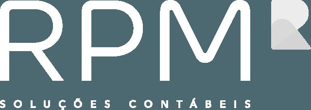 Logo Branco - RPM Soluções Contábeis